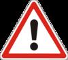 Знак № 1.39