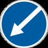 Знак № 4.8