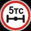 Знак № 3.16